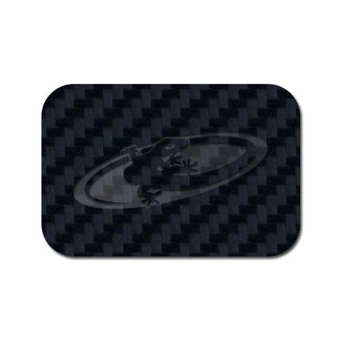 Lizard Skins Carbon Leather Frame Patches Protection de cadre 136459