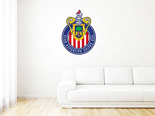 26 High Quality Wall Graphic Decal United States CD Chivas USA MLS