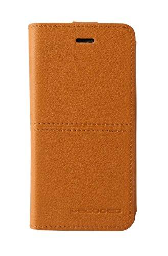 Decoded - D4IPO5SW1BN - iPhone 5/5S Leder Surface Geldbörse in Braun