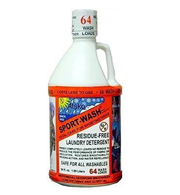 SPORT WASH LAUNDRY DETERGENT 64 fl oz