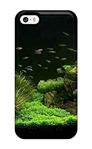 WcuvYuY3445wTaid Faddish Fish Case Cover For Iphone 5/5s