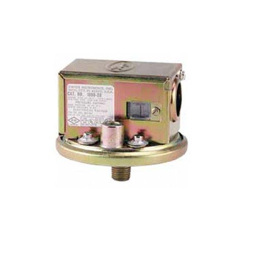 "Dwyer Series 1996 Gas Pressure Switch, Range 4-20""WC"