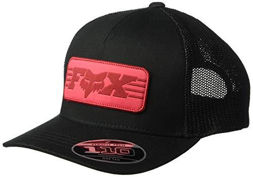 - Fox Boys' Big Youth Muffler 110 Snapback, Black, OS