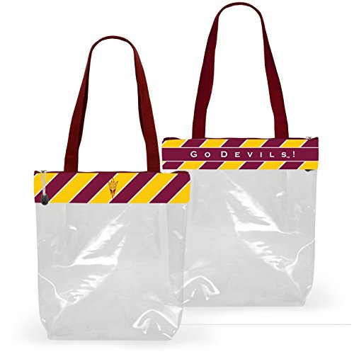 Canyon Outback Clear Gameday Stadium Tote (Arizona State)