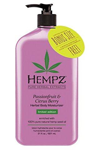 Hempz Passionfruit & Citrus Berry Moisturizer 21oz