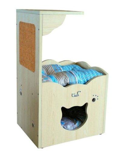 CatS Design Nr. 13 Step 3 Kätzchenbettchen Superkombi H3
