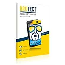 2x BROTECT HD-Clear Screen Protector for Garmin Montana 600, crystal-clear, hard-coated, dirt-repellent