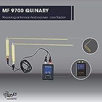 Amazon.com : MWF MF 9700 QUINARY Long Range Metal Detector ...