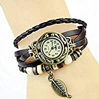 Vintage for Women Analog Leather Watch