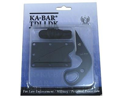KA-BAR TDI Law Enforcement Last Ditch Knife, Outdoor Stuffs