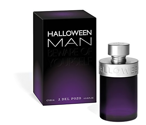 J. Del Pozo Halloween Man Eau de Toilette Spray for Men, 4.2 Ounce ()