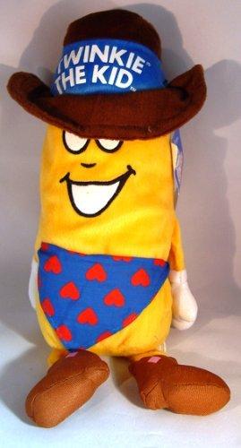 HTF Hostess Twinkie the Kid Stuffed Plush 15'' Tall by Hostess