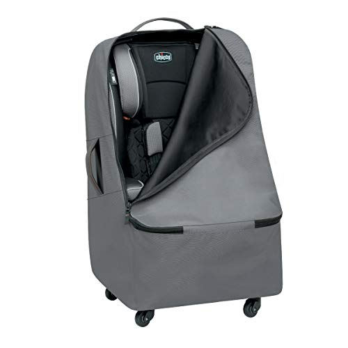 Chicco Car Seat Travel Bag – Anthracite, Grey