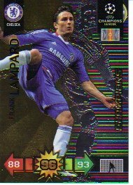 Adrenalyn XL Champions League 2010/11 - CHAMPIONS - Lampard [Toy]