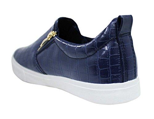 AK collezioni , Baskets pour homme bleu bleu 45