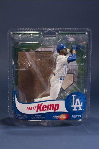 MLB Los Angeles Dodgers McFarlane 2012 Series 29 Matt Kemp Action Figure