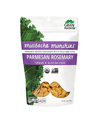 Green Mustache Munchies