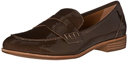 H Mocha amp; Flat Pointed Women's G Emilia Co Bass Toe UqAxawdaC