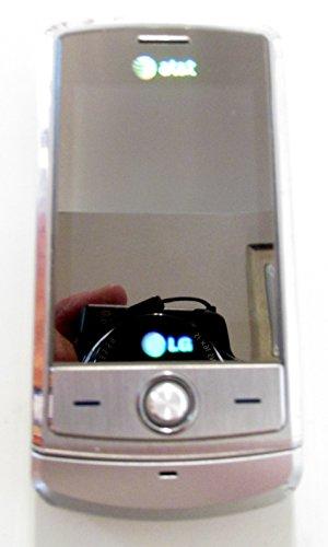 LG SHINE CU720 Phone Silver