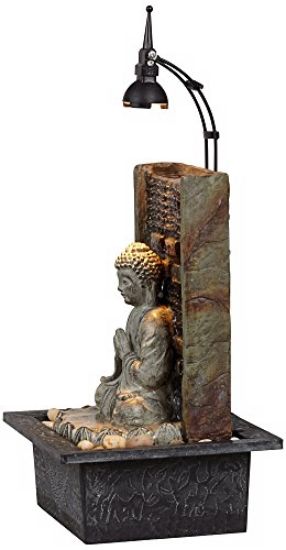 Namaste buddha indoor table fountain your pretty garden namaste buddha indoor table fountain workwithnaturefo