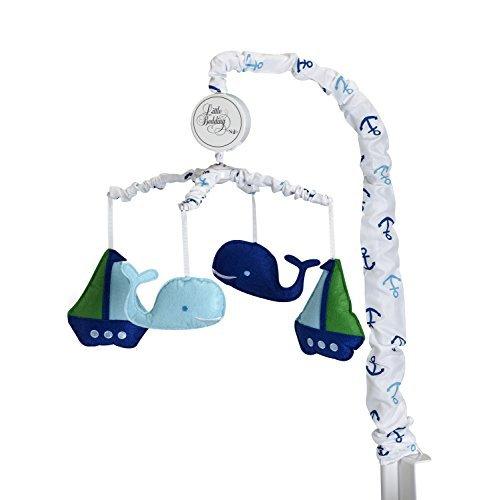 クラシック Little Splish Bedding by NoJo by Splish Splash Musical Mobile Musical [並行輸入品] B01K1UQ2ZA, 愛ショップアオキ:e7a41ad0 --- clubavenue.eu