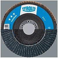 Tyrolit 668644 Premium Disco De Láminas, Za60-B, 27A
