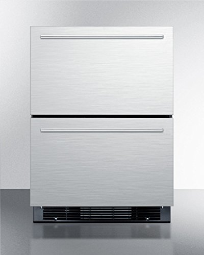 Summit Freestanding Refrigerator Freezer Thermostat Professional