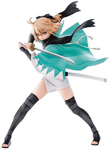 Saber Pvc Figure - Aquamarine Fate/Grand Order: Saber Souji Okita Version PVC Figure (1:6 Scale)