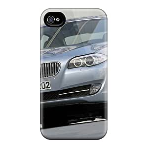Hot Tpye Bmw 5 Activehybrid 2013 Case Cover For Iphone 4/4s