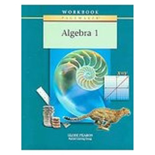 PACEMAKER ALGEBRA ONE WORKBOOK SECOND EDITION 2001C (Pacemaker (Paperback))