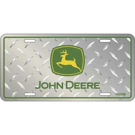 Review John Deere Diamond Plate