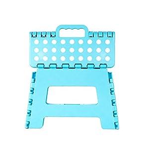 cadeaux store TwentyFeet Marche Pied Pliant – Tabouret -Pliable – Plastique Repose Pied ?