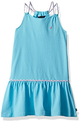 Fashion Nautica Dress Spaghetti Strap Girls' qqtn1