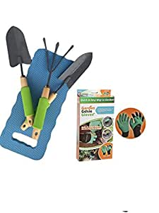 Gardening tools set bundle as seen on tv for Gardening tools on amazon
