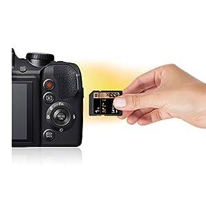 Lexar Professional 633x 1TB SDXC UHS-I Card (LSD1TCBNA633) , Black
