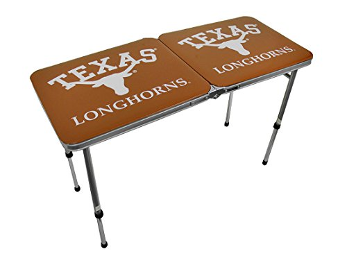 NCAA Texas Longhorns Tailgate Table, 22-Pound by Marketing Results, Ltd.