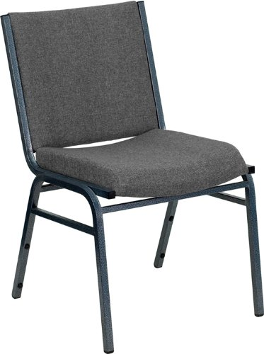 (HERCULES Series Heavy Duty, 3'' Thickly Padded, Upholstered Stack Chair)