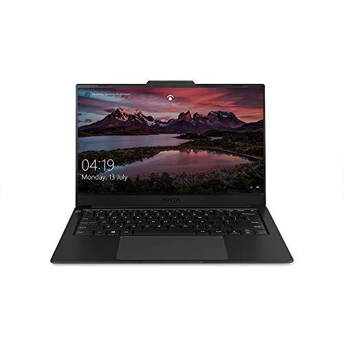 AVITA LIBER V14 NS14A8INF562-MB 14-inch Laptop (Core i5-10210U/8GB/512GB SSD/FHD/Windows 10 Home/Intel UHD Graphics 620/MS Office 365/1.25KG), Matt Black