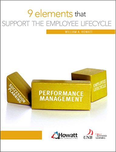 Amazon 9 elements that support the employee lifecycle talent 9 elements that support the employee lifecycle talent management book 4 by howatt fandeluxe Image collections