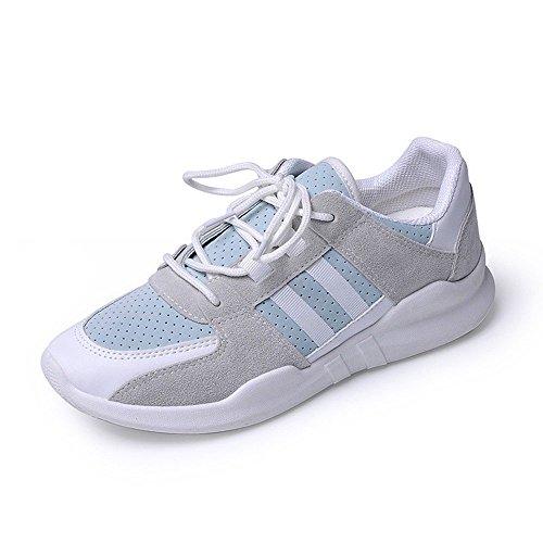 Donna Dei Scarpe Vulcanizzare La Piattaforma Rosa Womens Calzature Ladies Bianco Femmina Womens Estive Appartamenti Casual Shoes Sneakers Scarpe Formatori Fashion XINGMU TzpZYgq