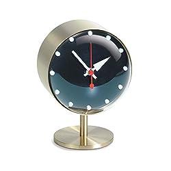 Vitra Men's George Nelson Night Clock, Black, One Size