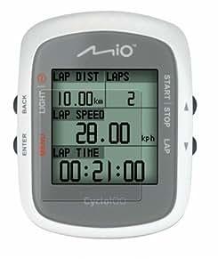 Maoni - Protector de pantalla (3 unidades, antirreflejos, anti-huellas) para Mitac Mio Cyclo 100