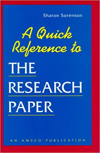 A Quick Reference to Research Paper