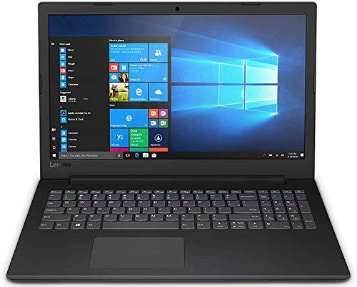 Lenovo V145-AMD-A6 15.6 inch HD Thin and Light Laptop (4GB RAM/ 500GB HDD/ Windows 10 Home with Lifetime Validity/ Black/ 2.1 kg), 81MT004BIH