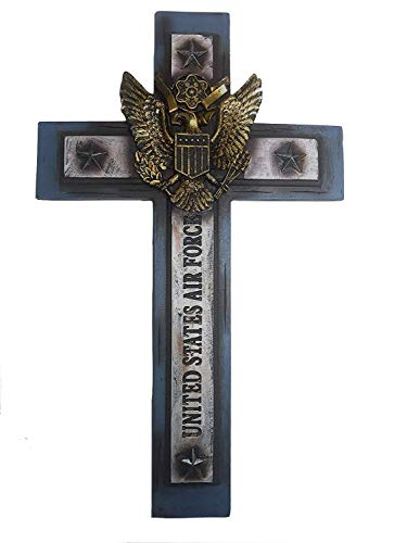 Polly House United States Airforce Cross 12