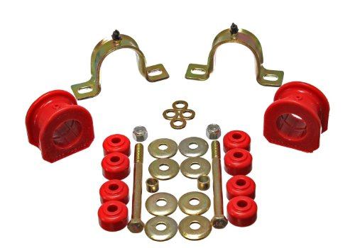 Energy Suspension 3.5207R GM 4WD Front SWAY BAR-33MM 4wd Energy Sway Bar Bushings