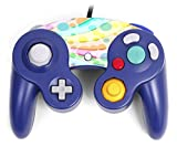 Colorful Design Bright Colors Lines Design Gamecube Controller Vinyl Decal Sticker Skin by Moonlight Printing