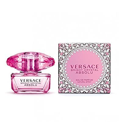 Versace Bright Crystal Absolu 3 Piece Gift Set for Women