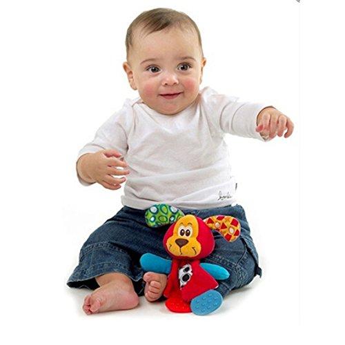 ULAKY Cute Baby Toy Plush Towel