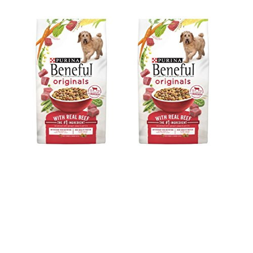 Purina Beneful Originals With Real Beef Adult Dry Dog Food - 15.5 lb. Bag ()